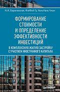 НаньНань Чжан, Наталия Барановская, ФэйФэй Гу - Формирование стоимости и определение эффективности инвестиций
