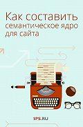 Сервис 1ps.ru -Как составить семантическое ядро для сайта