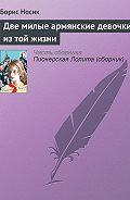 Борис Носик -Две милые армянские девочки из той жизни