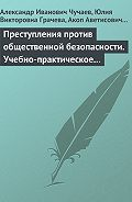Александр Чучаев -Преступления против общественной безопасности. Учебно-практическое пособие