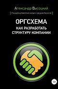 Александр Александрович Высоцкий -Оргсхема. Как разработать структуру компании