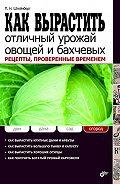 Павел Штейнберг -Как вырастить отличный урожай овощей и бахчевых. Рецепты, проверенные временем