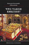 Александр Милеант - Что такое Библия? История создания, краткое содержание и толкование Священного Писания
