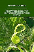 Марина Халеева -Как Огурец вырастил настоящий Скрипичный ключик