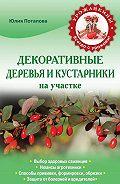 Ю. В. Потапова - Декоративные деревья и кустарники на участке