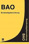 Österreich -Bundesabgabenordnung (BAO)