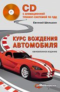 Евгений Шельмин - Курс вождения автомобиля