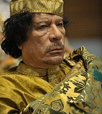 Муаммар Аль-Каддафи