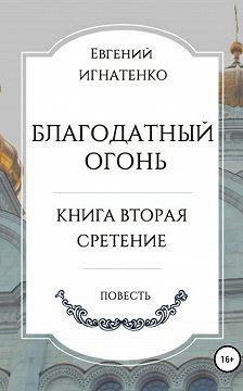 Евгений Игнатенко - Благодатный огонь, книга вторая. «Сретение»