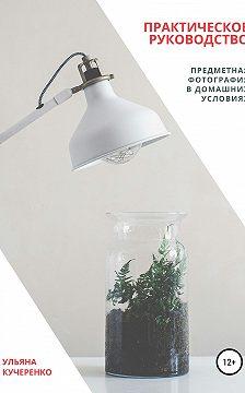 Ульяна Кучеренко - Предметная фотография в домашних условиях. Практическое руководство