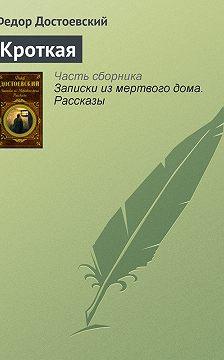 Федор Достоевский - Кроткая