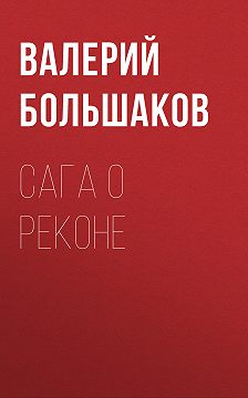 Валерий Большаков - Сага о реконе