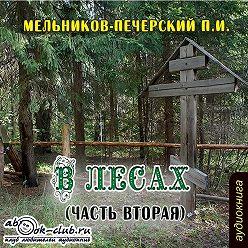 Павел Мельников-Печерский - В лесах (часть вторая)