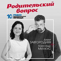 Радио «Комсомольская правда» - Бесплатное питание для школьников: как будут выполнять задачу, поставленную Путиным
