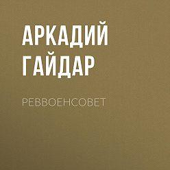 Аркадий Гайдар - Реввоенсовет