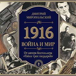Дмитрий Миропольский - 1916. Война и Мир