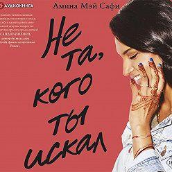 Амина Мэй Сафи - Не та, кого ты искал