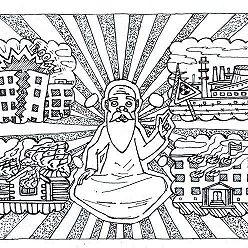 Дмитрий Гайдук - Про трёх пророков