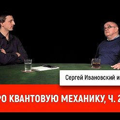 Дмитрий Пучков - А.И. Соколов про квантовую механику, часть вторая