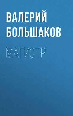 Валерий Большаков - Магистр