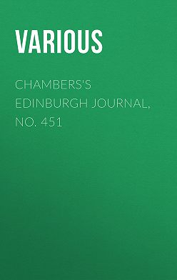 Various - Chambers's Edinburgh Journal, No. 451