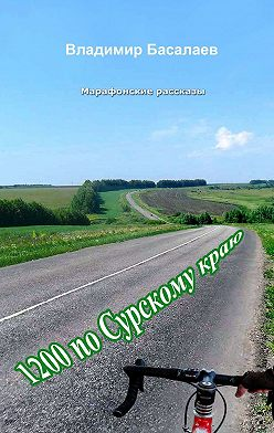 Владимир Басалаев - 1200 по Сурскому краю. Марафонские рассказы