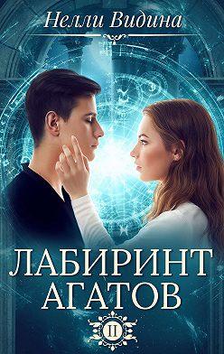 Нелли Видина - Лабиринт агатов