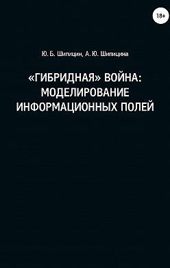 Юрий Шипицин - «Гибридная» война: Моделирование информационных полей