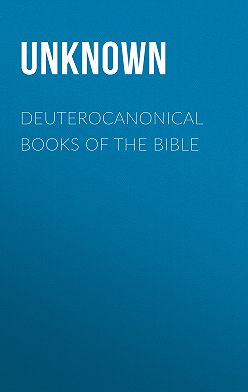 Unknown Unknown - Deuterocanonical Books of the Bible