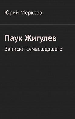 Юрий Меркеев - Паук Жигулев. Записки сумасшедшего