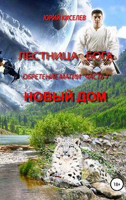 Юрий Киселев - Лестница бога. Обретение магии. Часть 1. Новый дом
