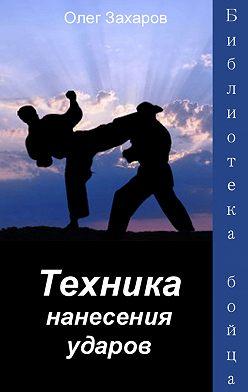 Олег Захаров - Техника нанесения ударов