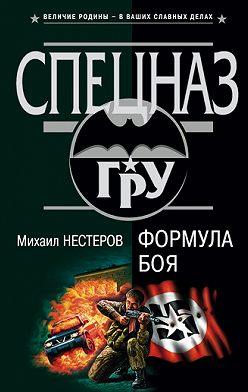 Михаил Нестеров - Формула боя