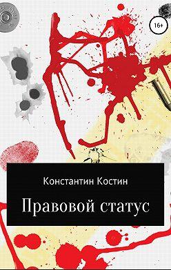 Константин Костин - Правовой статус