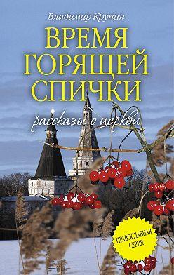 Владимир Крупин - Время горящей спички (сборник)
