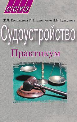 Жанна Коновалова - Судоустройство. Практикум