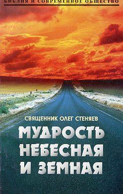 Олег Стеняев - Мудрость небесная и земная. Беседы на Соборное послание святого апостола Иакова