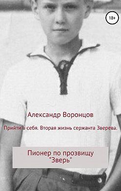 Александр Воронцов - Прийти в себя. Вторая жизнь сержанта Зверева