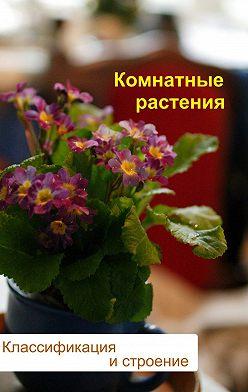 Илья Мельников - Комнатные растения. Классификация и строение