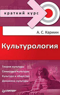Анатолий Кармин - Культурология. Краткий курс