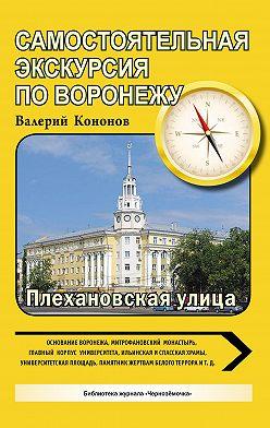 Валерий Кононов - По Плехановской улице