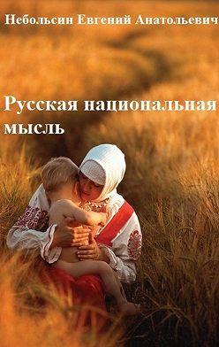Евгений Небольсин - Русская национальная мысль. Том 5