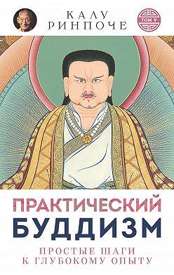 Калу Ринпоче - Практический буддизм. Том V. Простые шаги к глубокому опыту