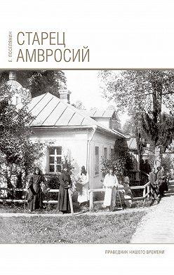 Евгений Поселянин - Старец Амвросий. Праведник нашего времени