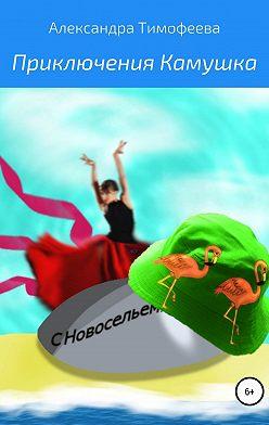 Александра Тимофеева - Приключения Камушка