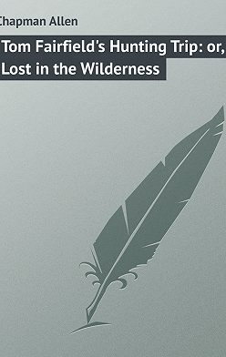 Allen Chapman - Tom Fairfield's Hunting Trip: or, Lost in the Wilderness