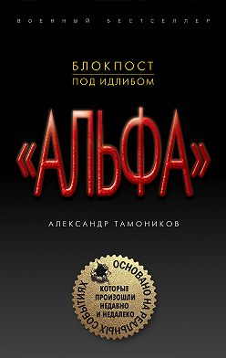 Александр Тамоников - Блокпост под Идлибом