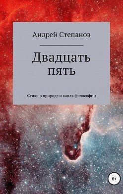Андрей Степанов - Двадцать пять