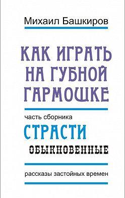 Михаил Башкиров - Как играть на губной гармошке