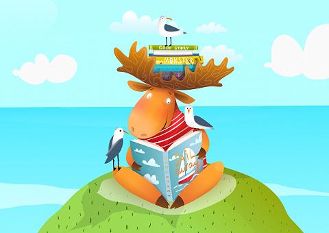 Любимые детские книги читателей MyBook